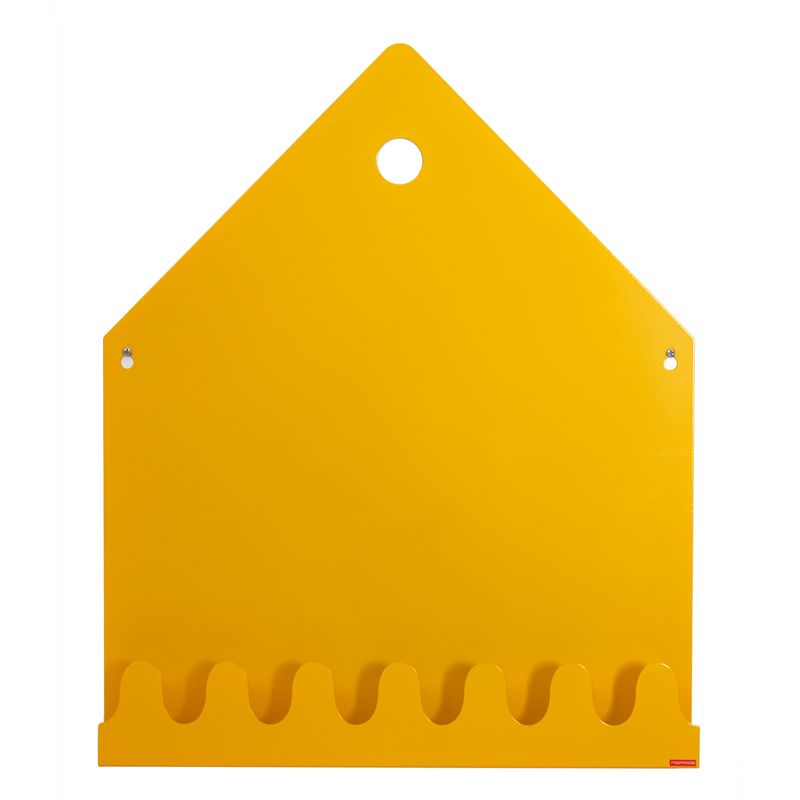 Village Magnetic board Yellow