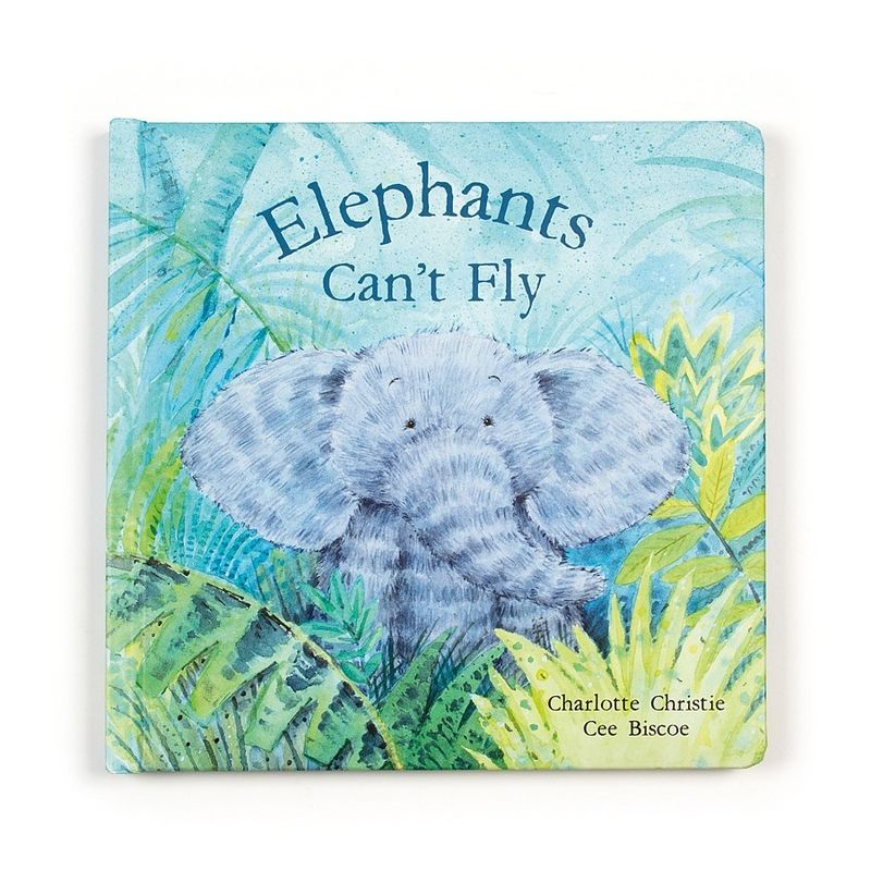 Elephants Can´t Fly Book