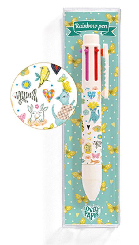 Elodie rainbow pen (6 colors)
