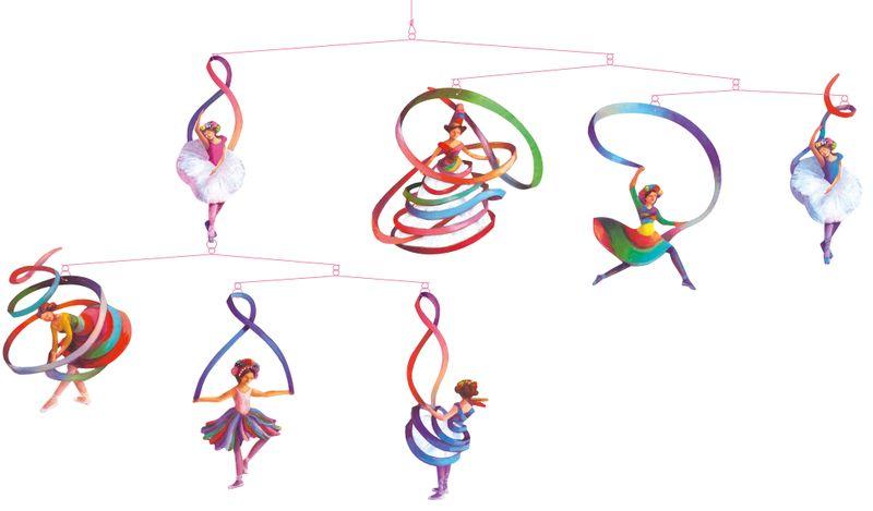 Mobile, Dancers