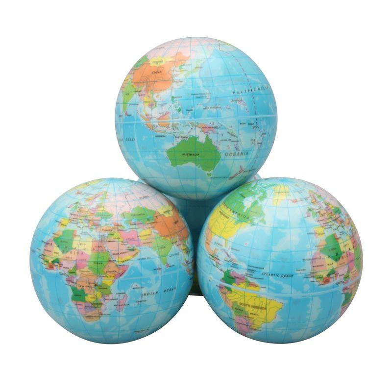 Small Globe Sponge Ball