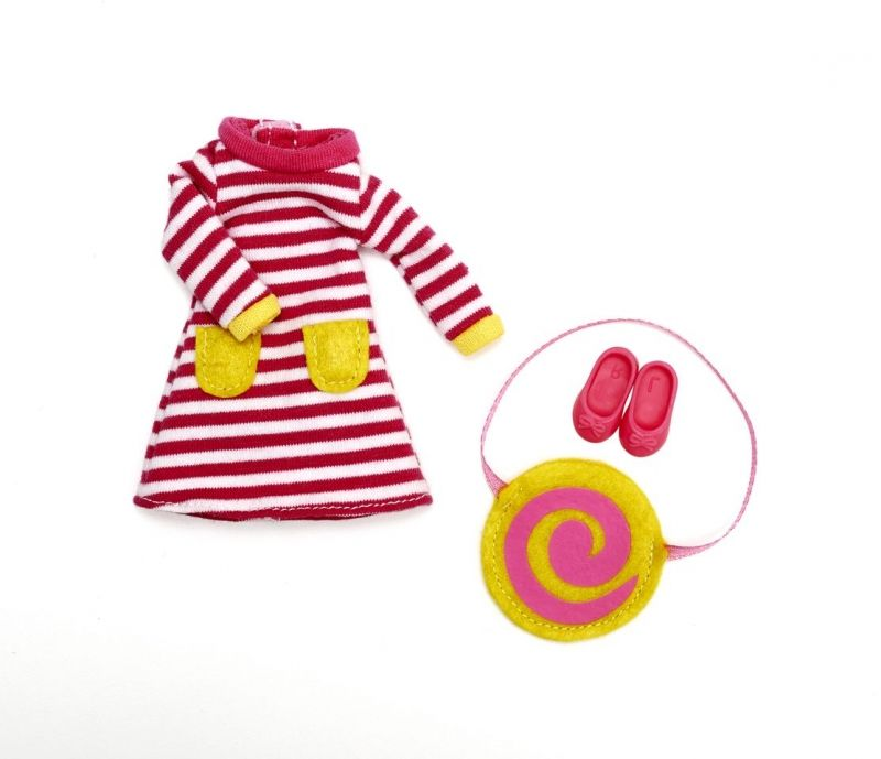 Raspberry Ripple Lottie Doll Clothes Outfit