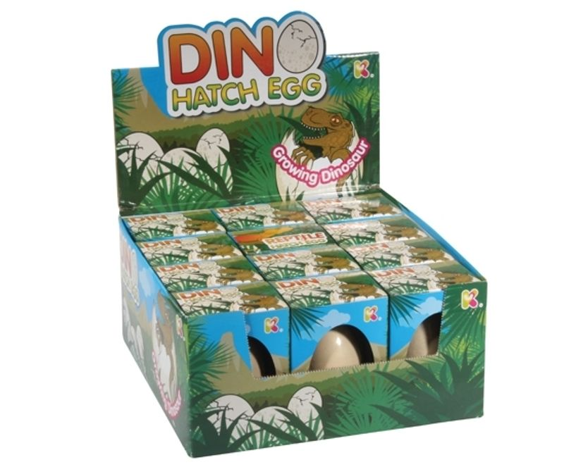 Small Dino Hatching Egg