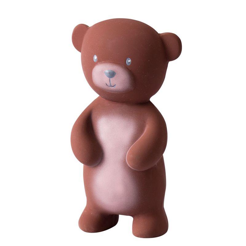 Bear Rubber Squeaker