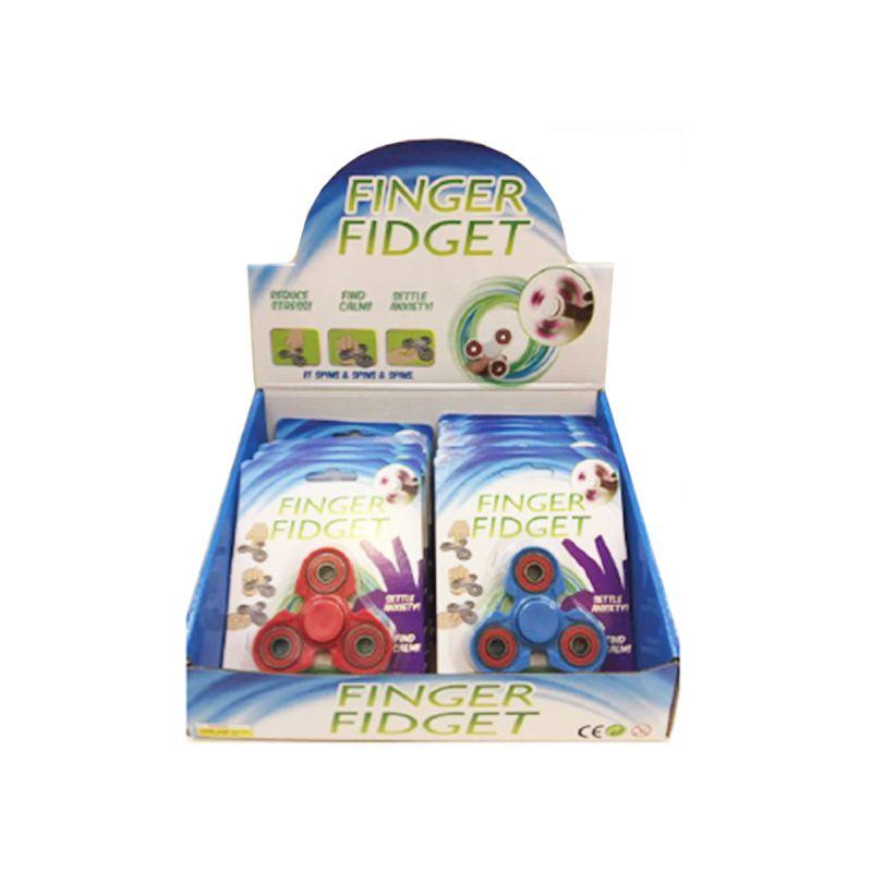 Coloured Fidget Spinner
