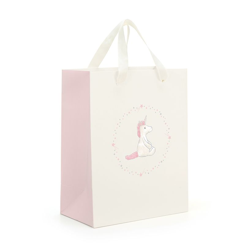 Bashful Unicorn Gift Bag
