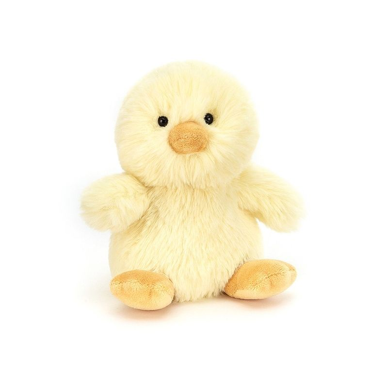 Fluffster Yellow Chick
