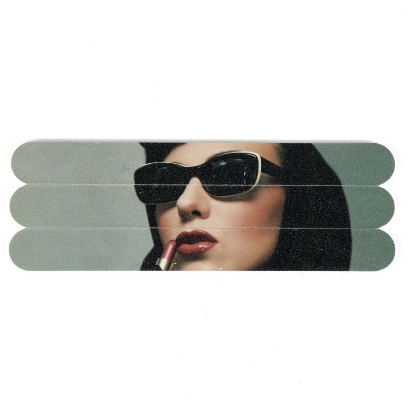Lipstick Woman Nail files
