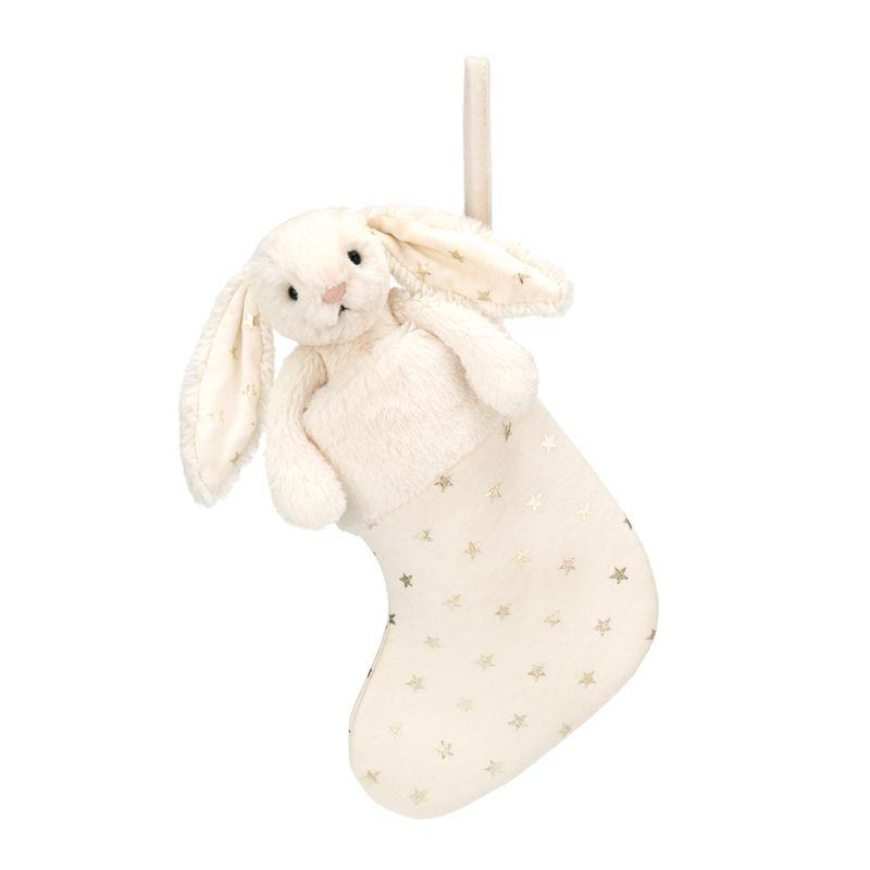 Bashful Twinkle Bunny Stocking