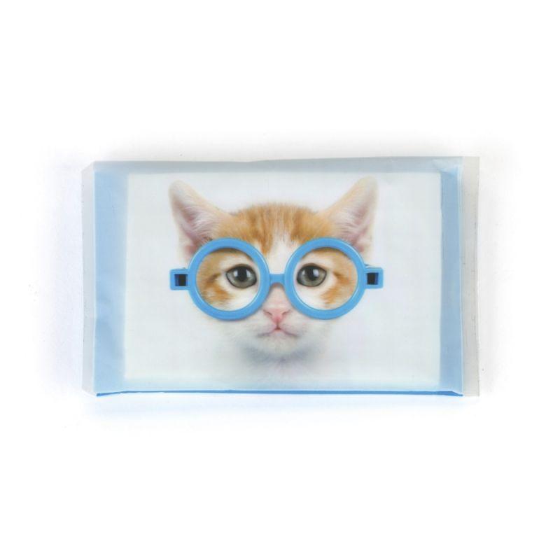 Glasses Cat Tissues
