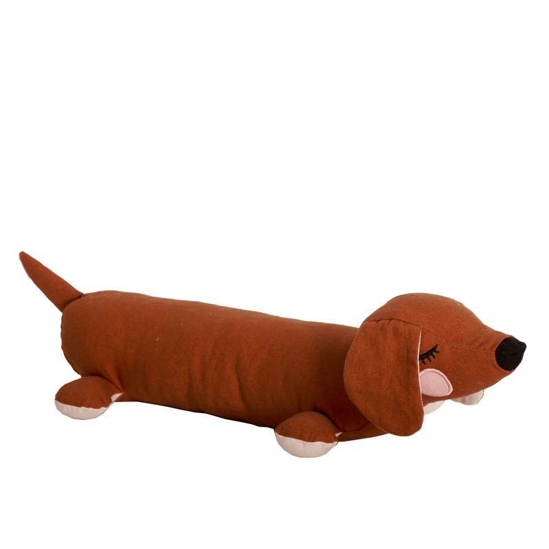 Lazy Puppy, Brown