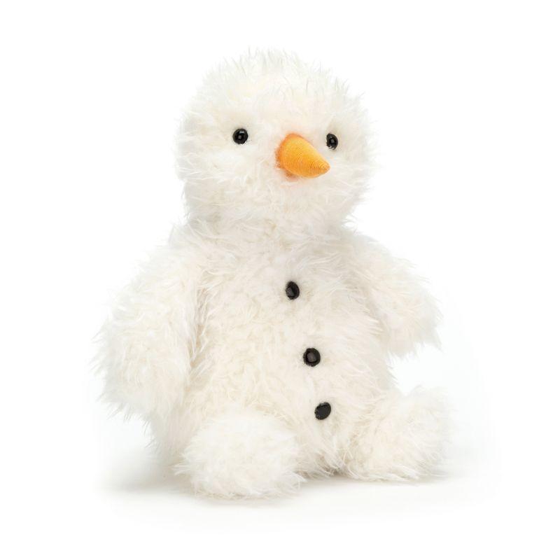 Pudding Snowman