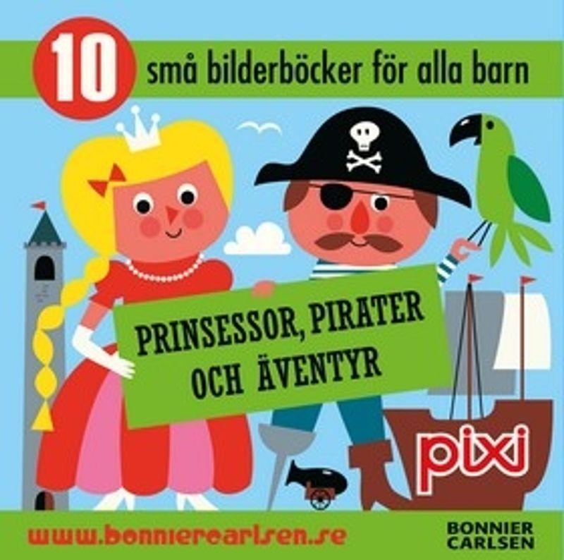 Pixibox, Prinsessor, pirater och äventyr