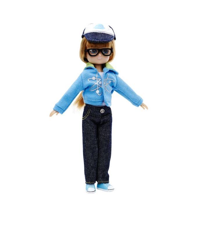 Robot Girl Lottie