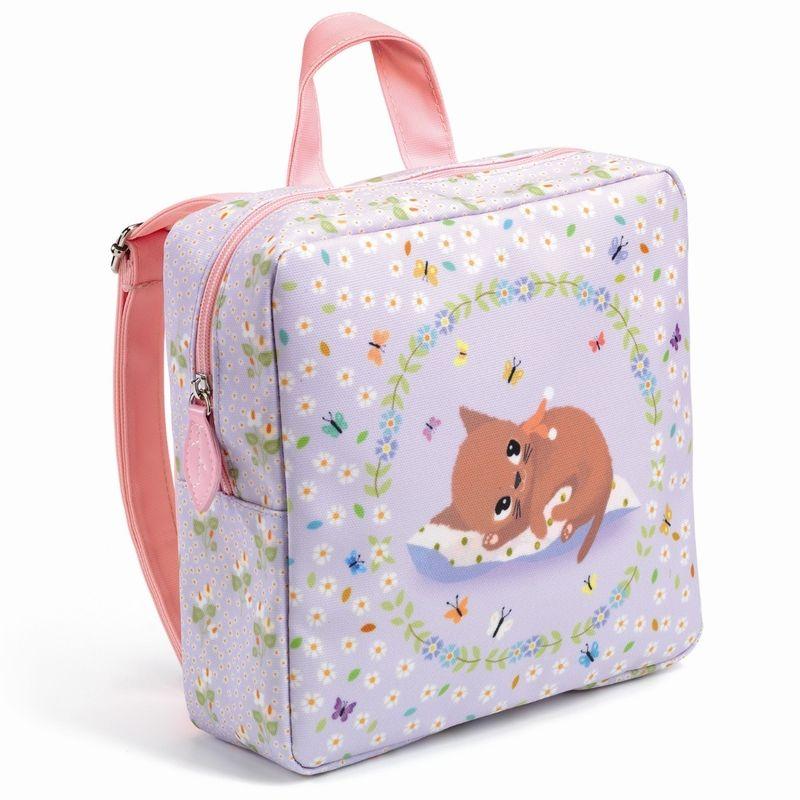 Nursery school bag, Cat