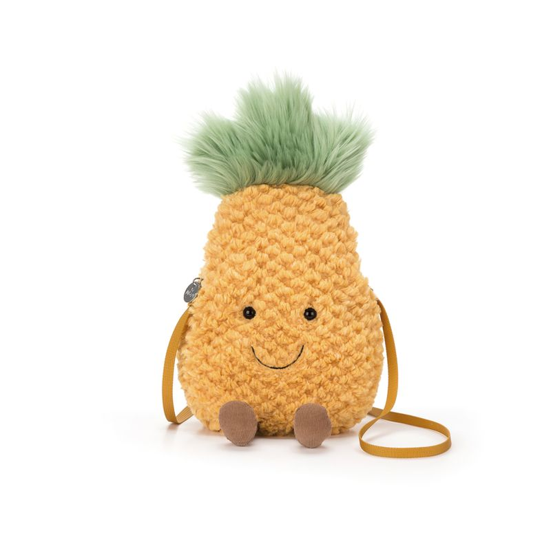 Amuseables Pineapple Bag