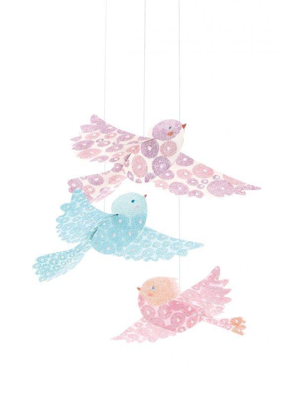 Lightweights, Glitter birds