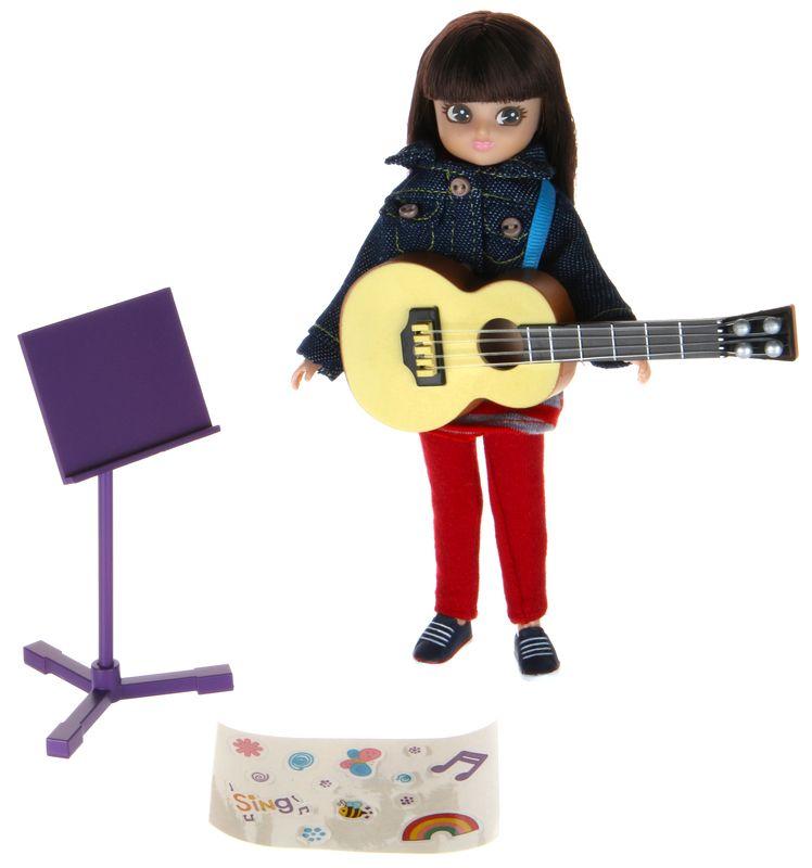 Lottie, Music class