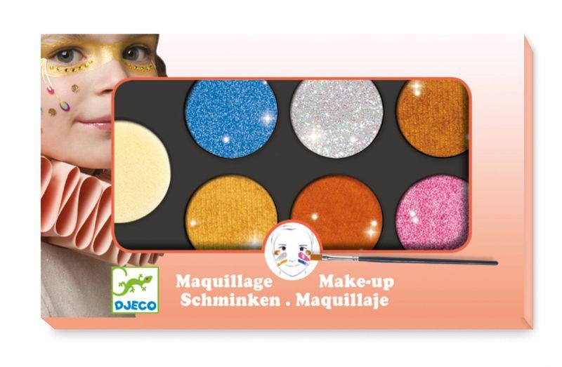 Make-Up, Paint set Metallic