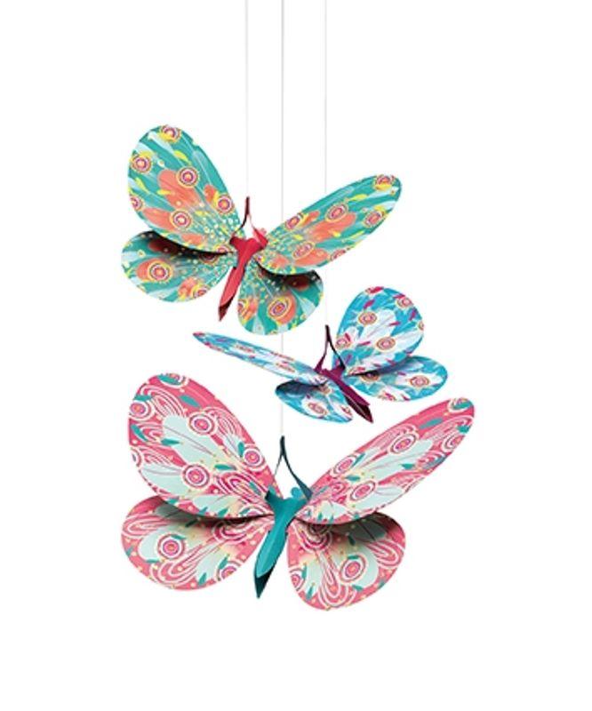 Lightweights, Glitter butterflies