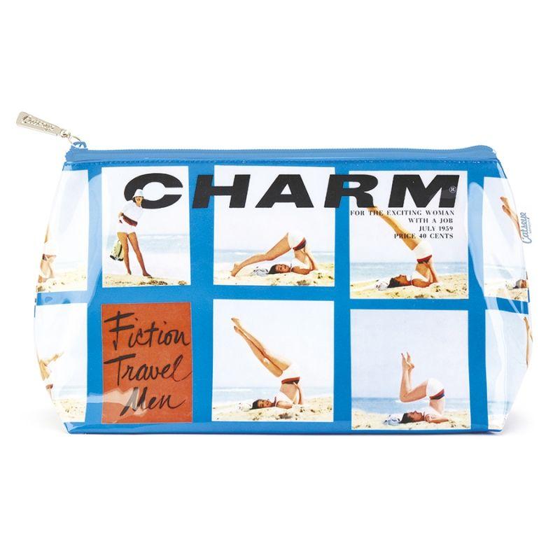 Yoga Charm Wash Bag