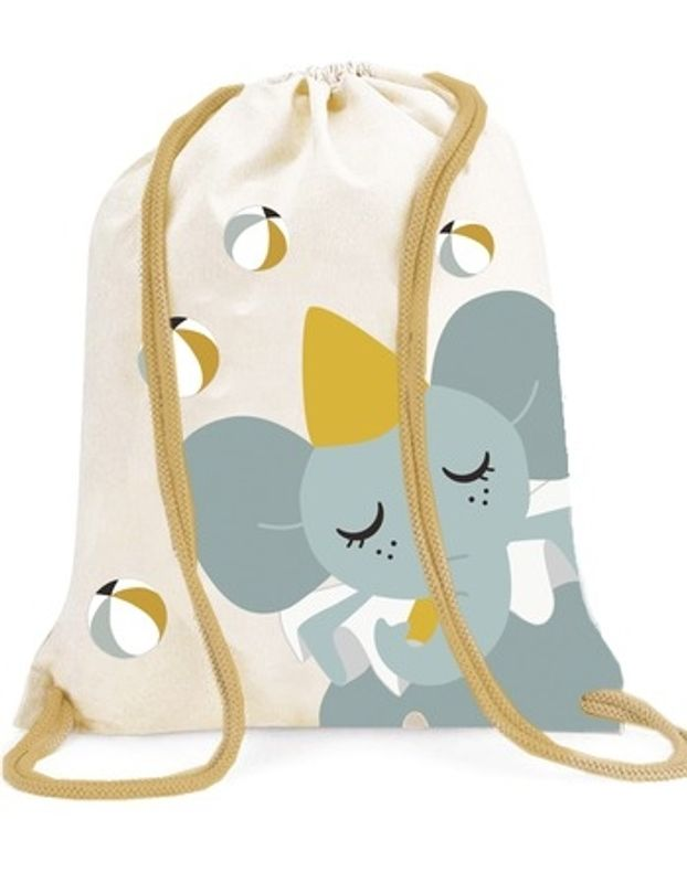 Gym bag - Elephant