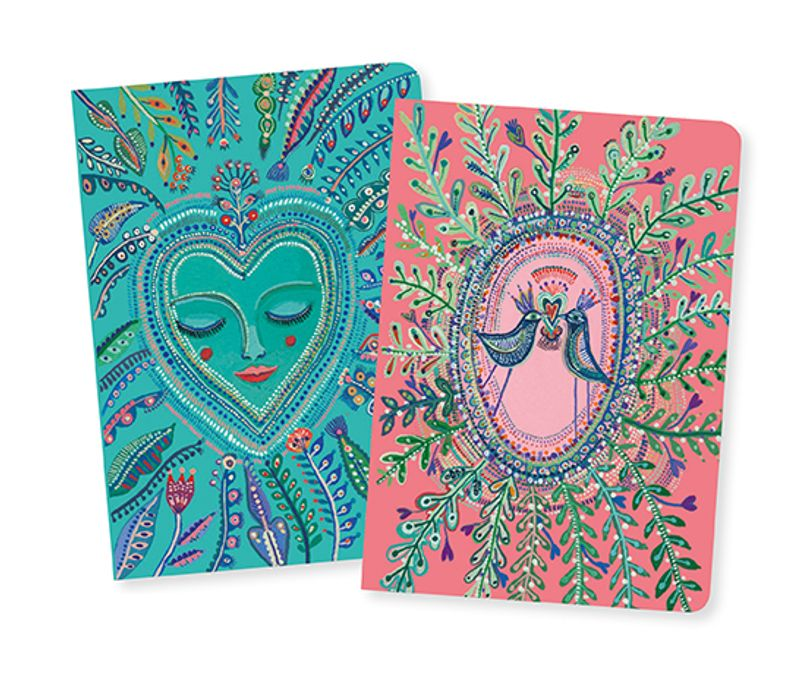 Love Aurélia little notebooks
