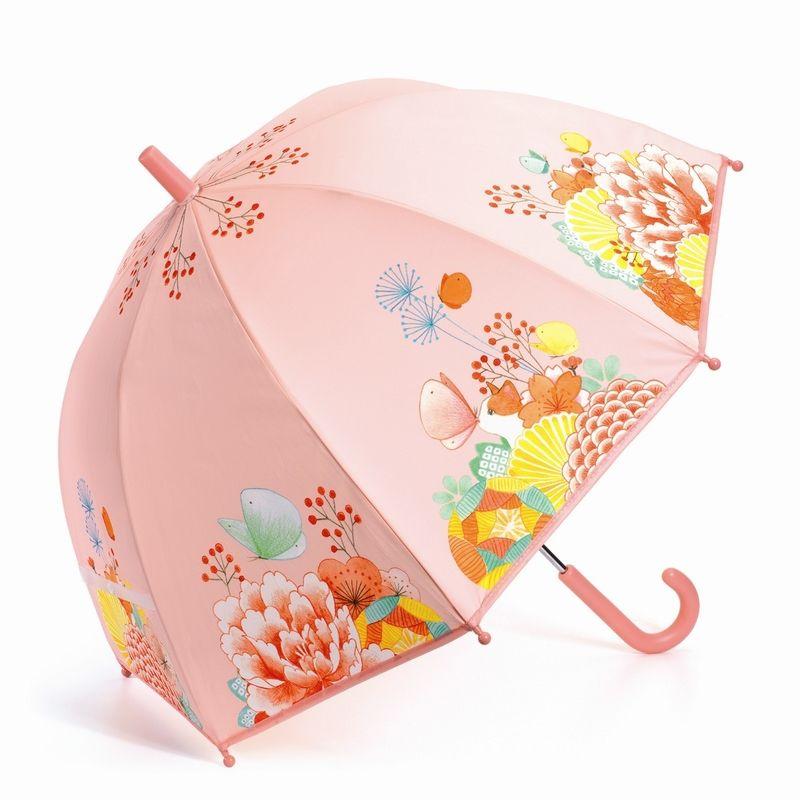 Umbrella, Flower garden
