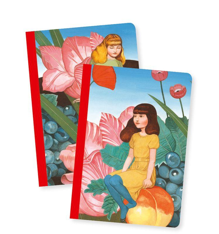 Fedora Little Notebooks