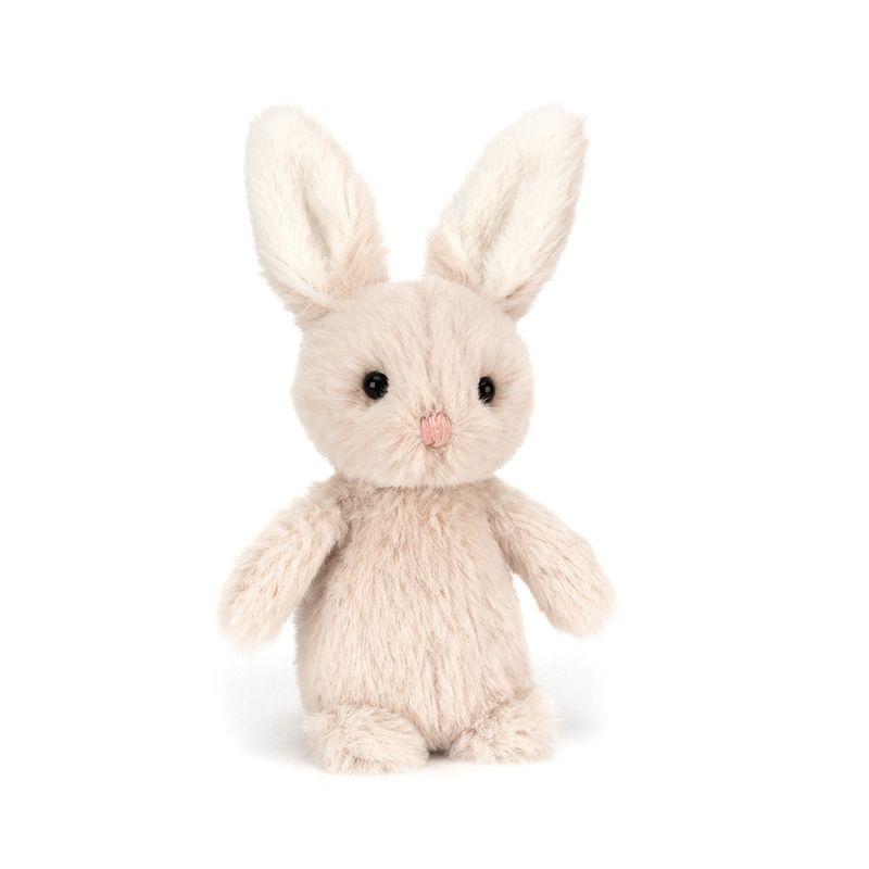 Fluffy Oatmeal Bunny