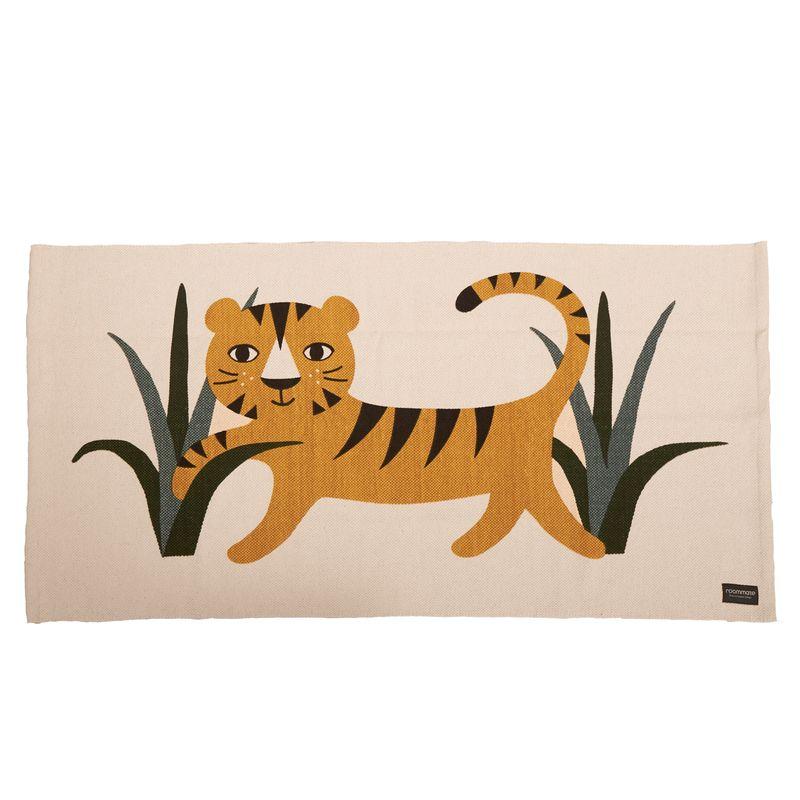 Tiger Wowen Floor Mat