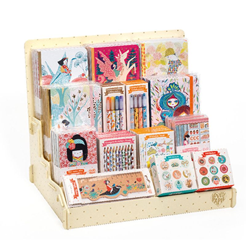 Lovely Paper display