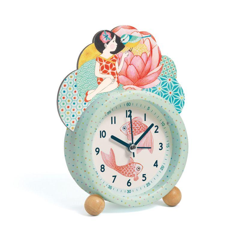 Alarm Clock, Fishes