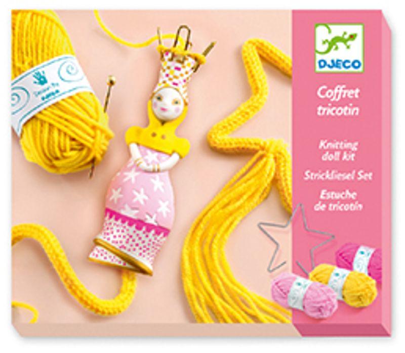 Wool - French knitting Princess