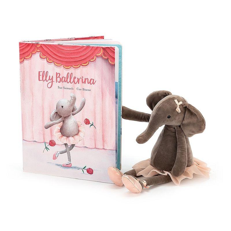 Elly Ballerina Book