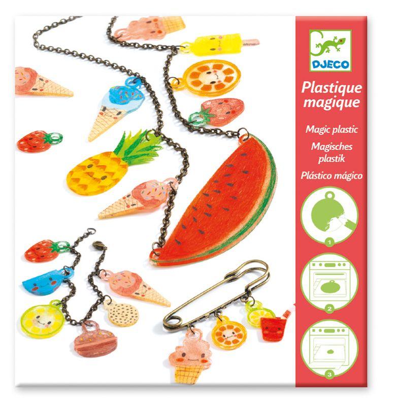 Magic plastic, Sweet treats