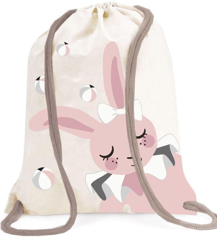 Gym Bag - Bunny