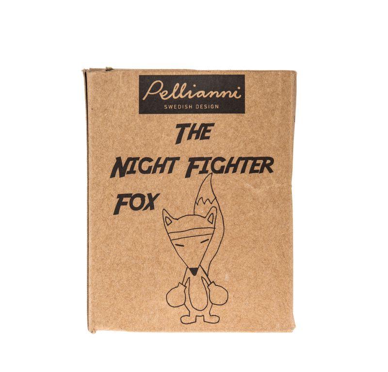 The Night Fighter Fox