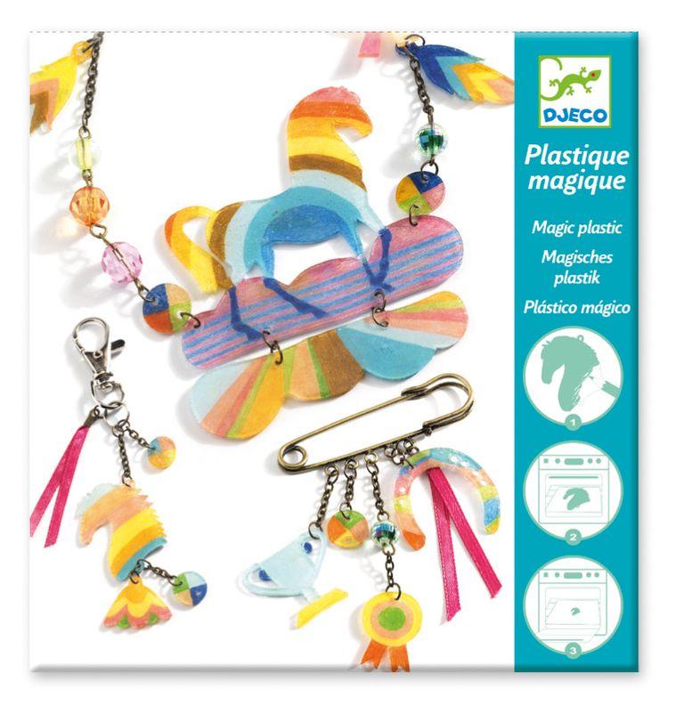 Magic Plastic, Rainbow horse
