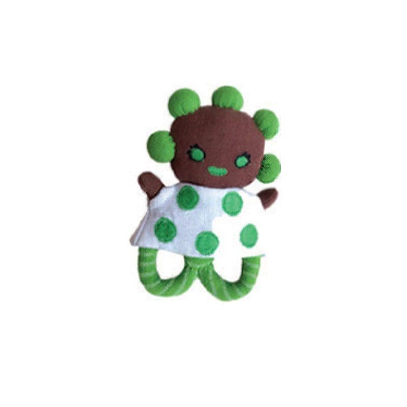 Finger Doll Green Bean