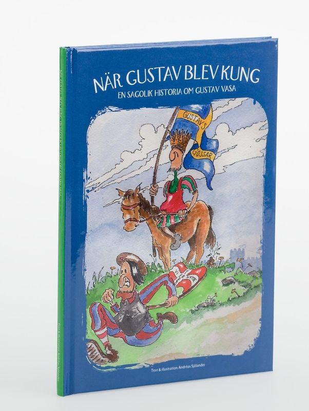 När Gustav blev kung