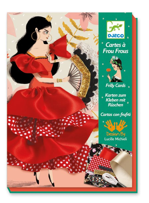 Sewing, Flamenco