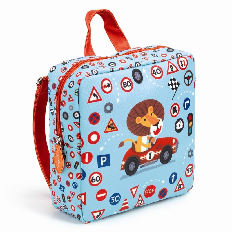 Nursery school bag, Lion