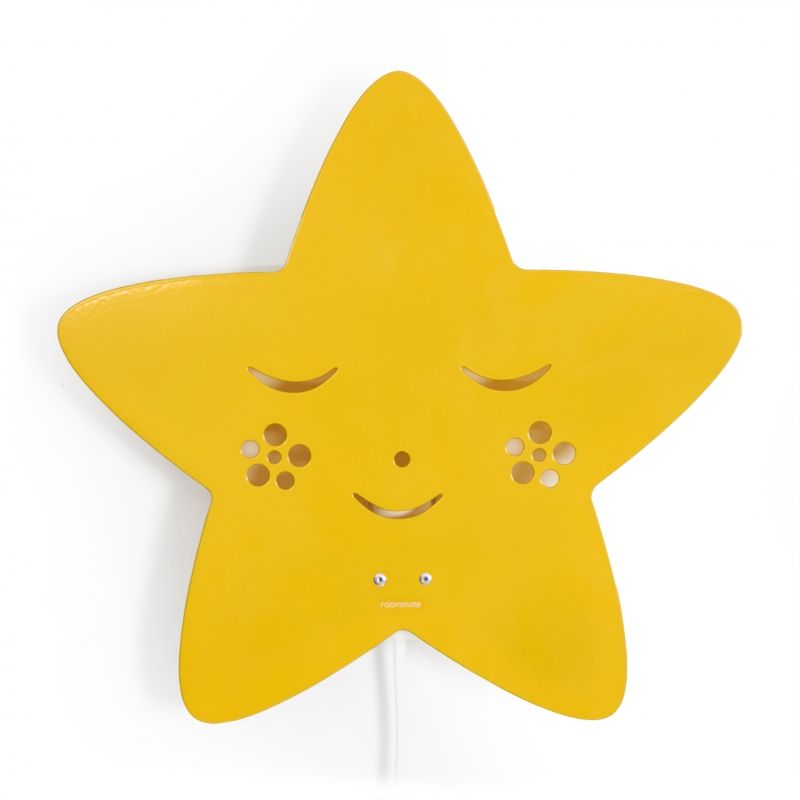 Star Lamp Yellow