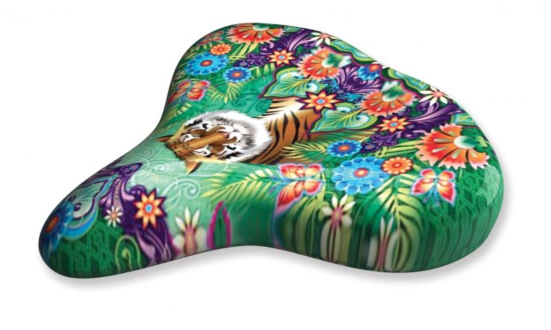 Liix Saddlecover Catalina Estrada Tiger