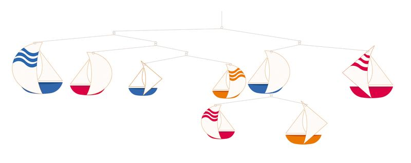 Mobile, Sailboats