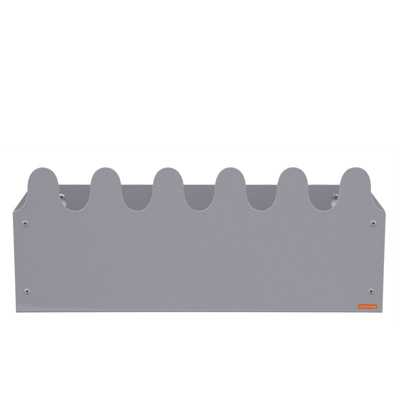 Sinus Box & Coat rack Grey
