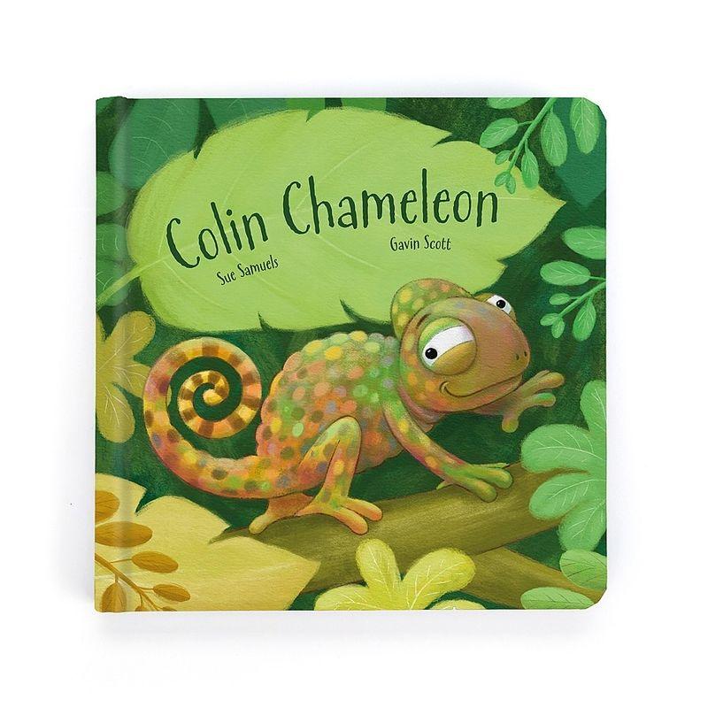 Colin Cameleon Book
