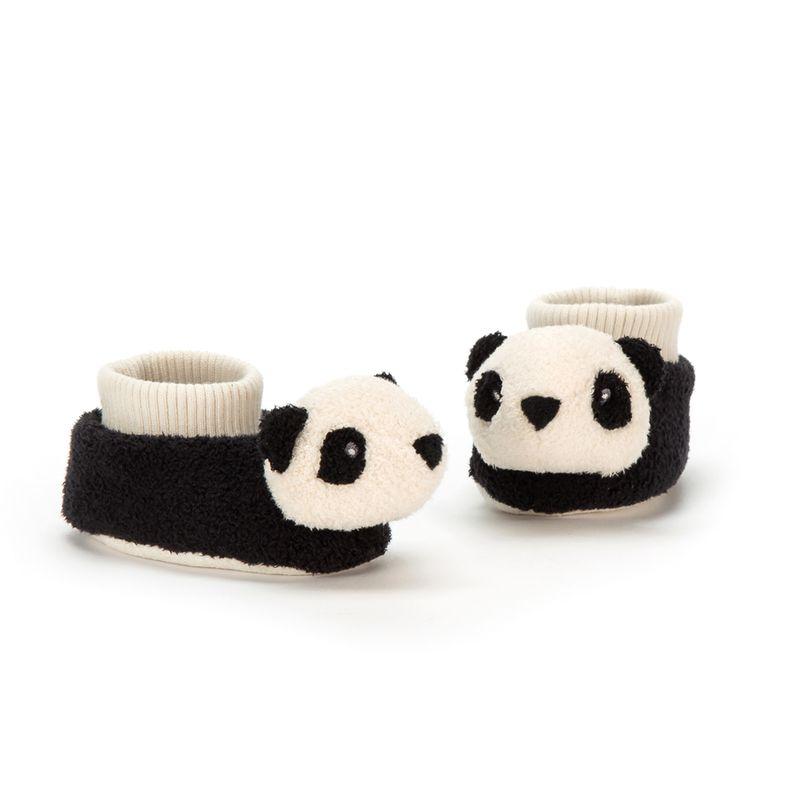 Pppet Panda Booties
