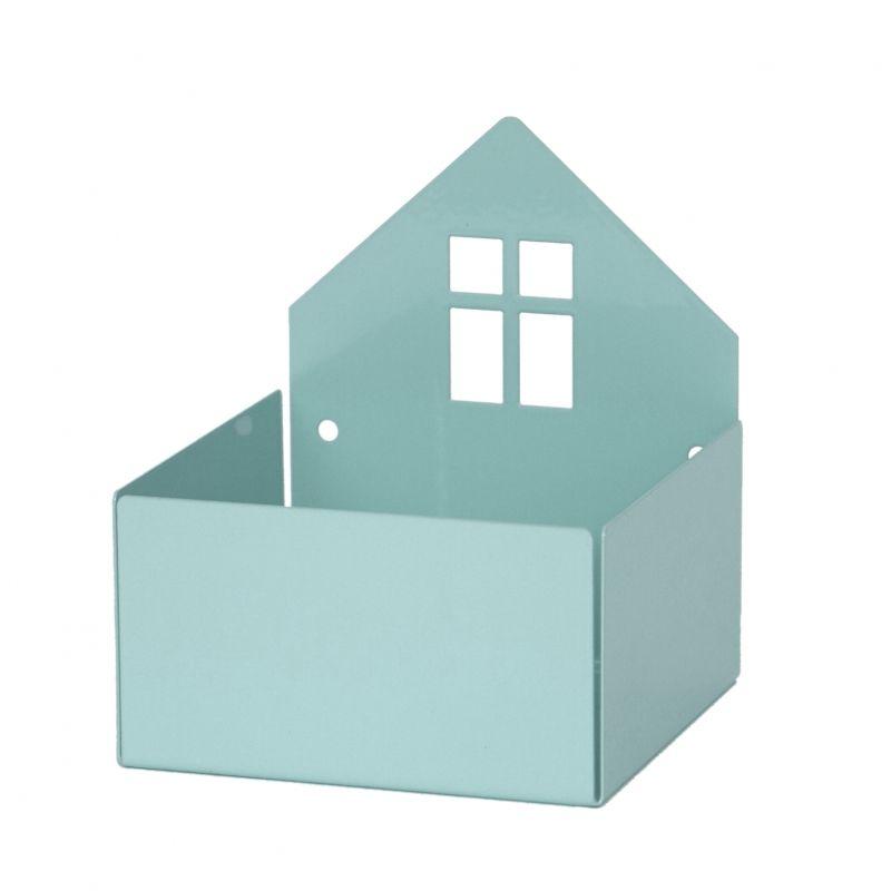 House box Pastel Blue/green